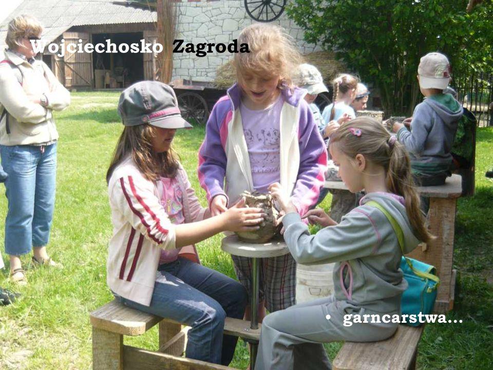 Wojciechosko Zagroda garncarstwa…