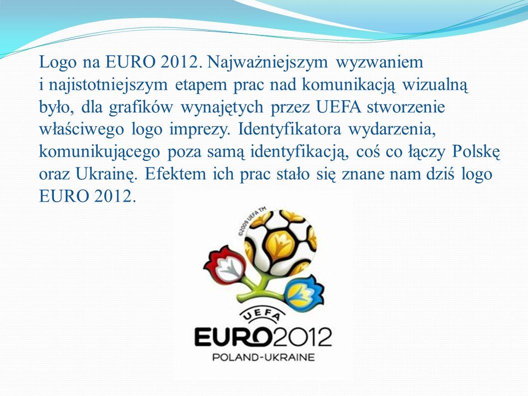 Logo na EURO 2012.