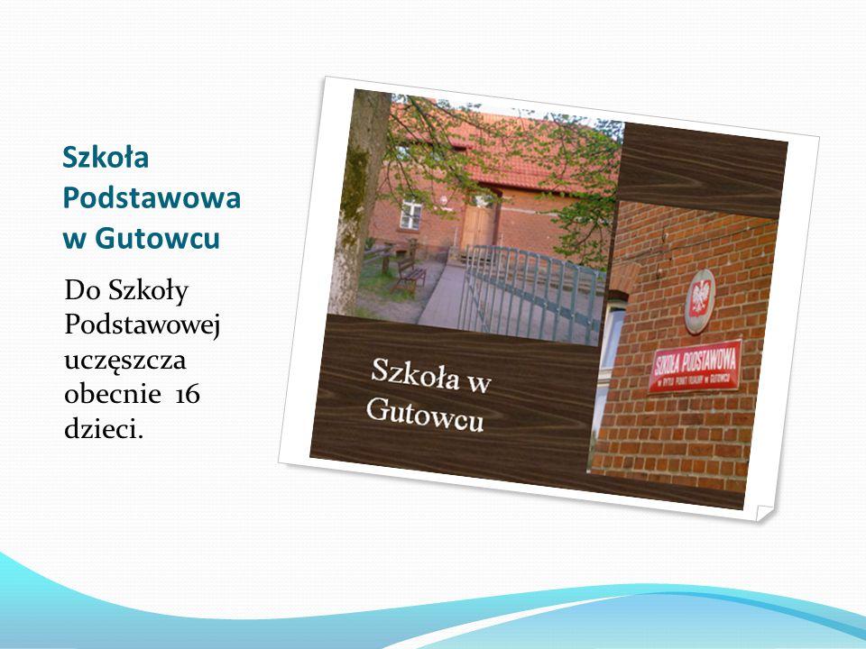 Szkoła Podstawowa w Gutowcu