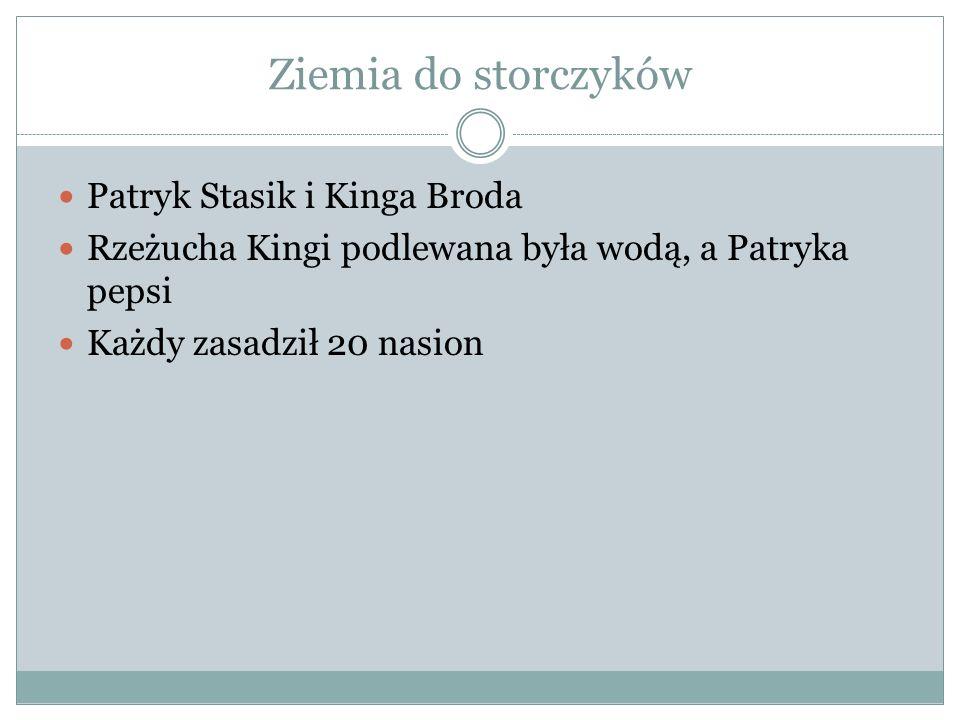 Ziemia do storczyków Patryk Stasik i Kinga Broda