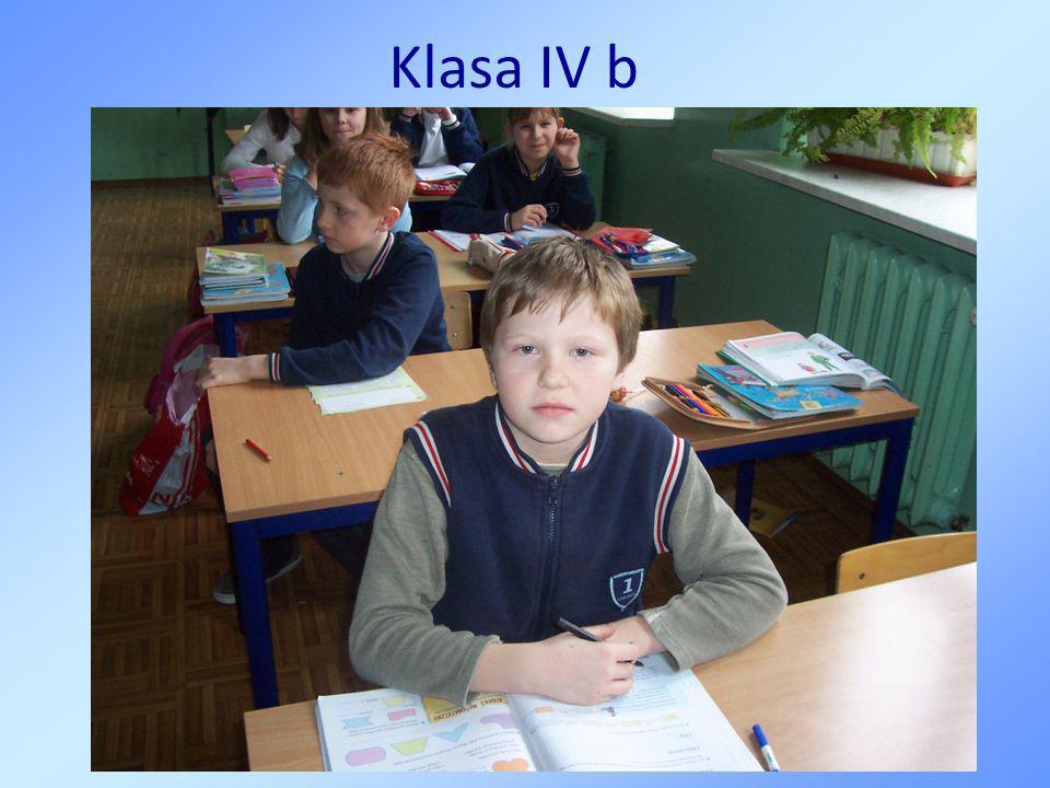 Klasa IV b