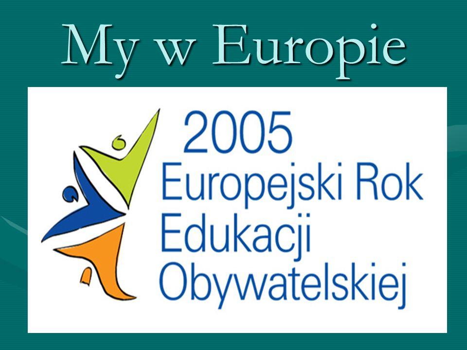 My w Europie
