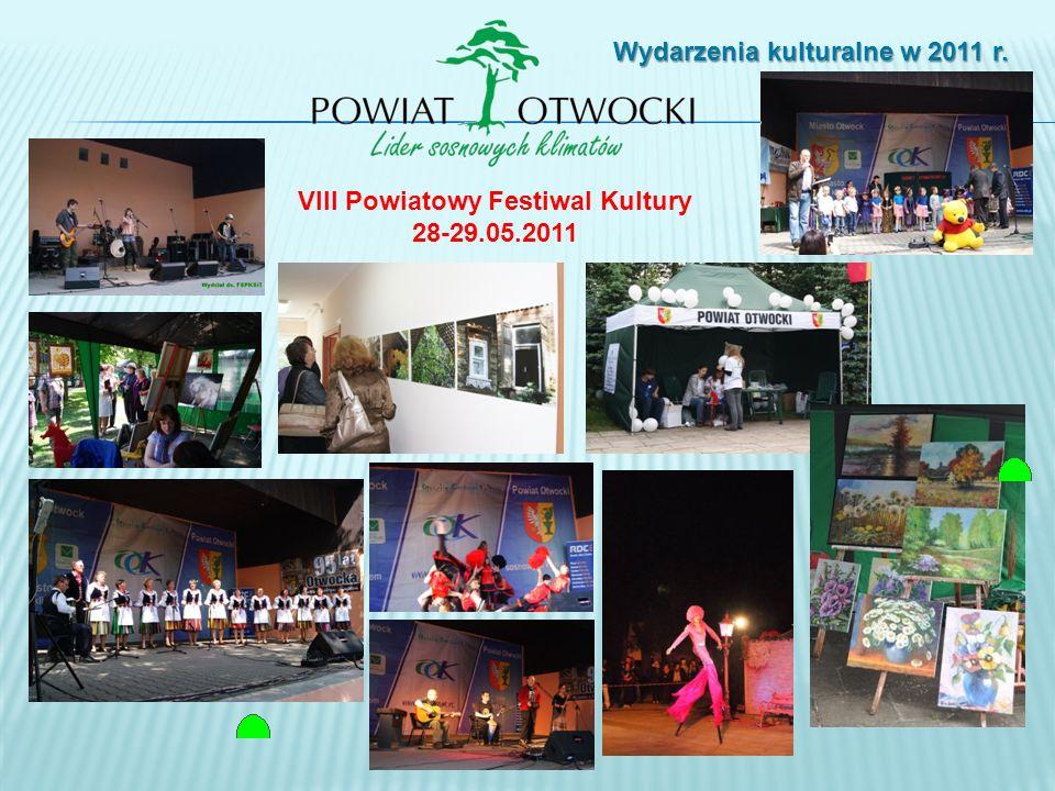 VIII Powiatowy Festiwal Kultury
