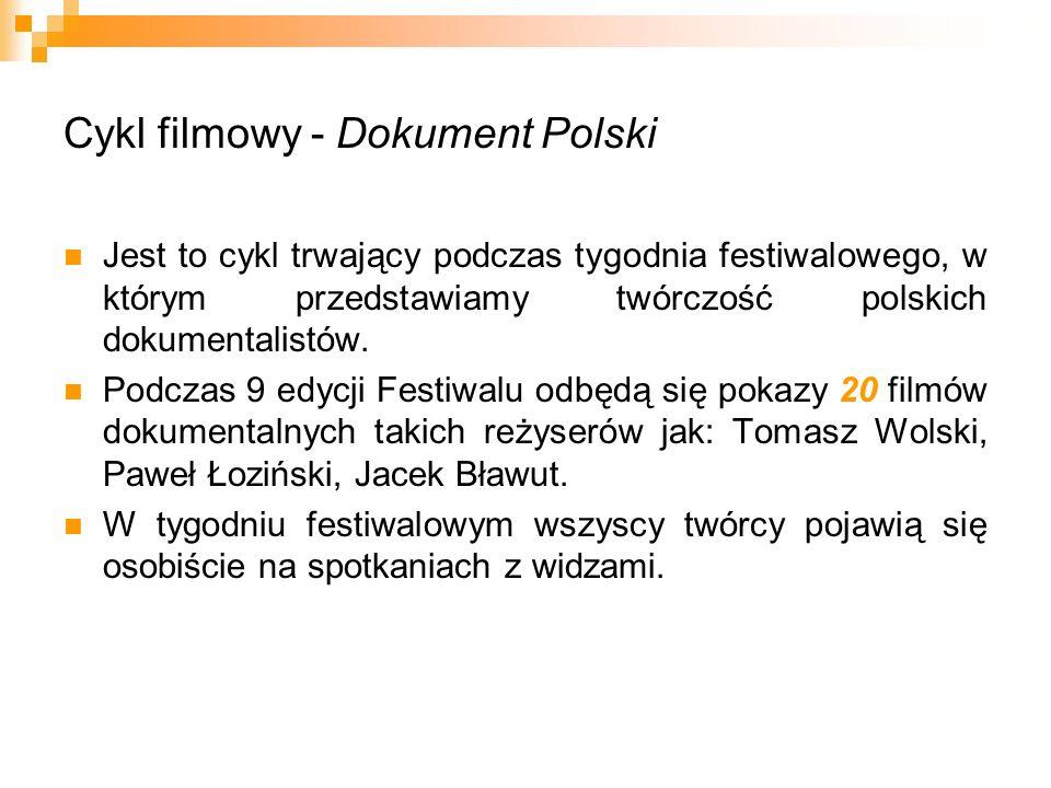 Cykl filmowy - Dokument Polski