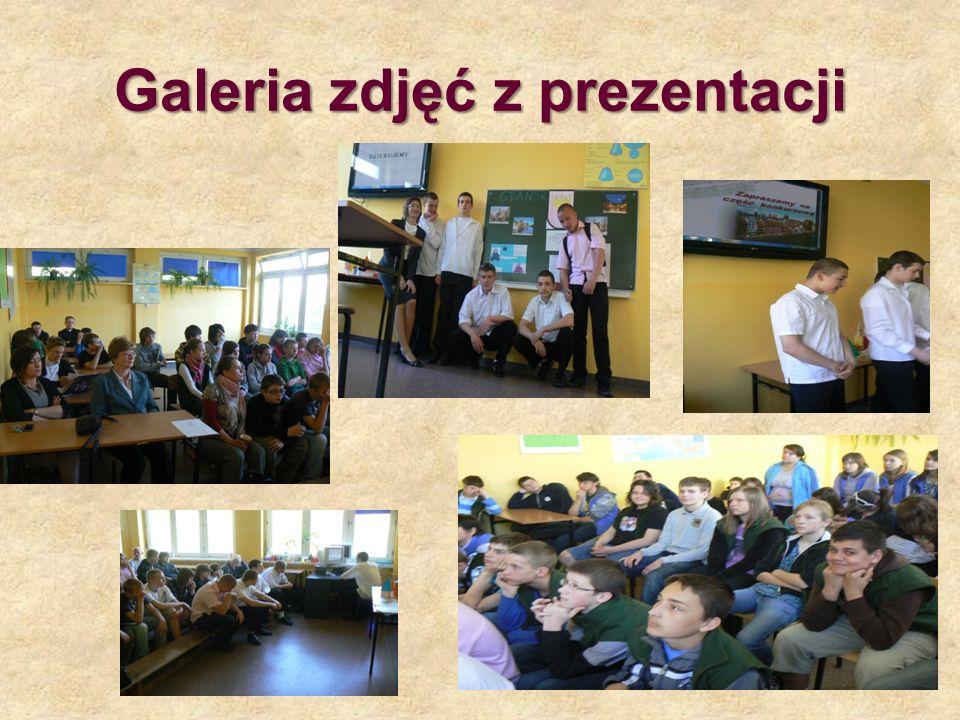 Galeria zdjęć z prezentacji