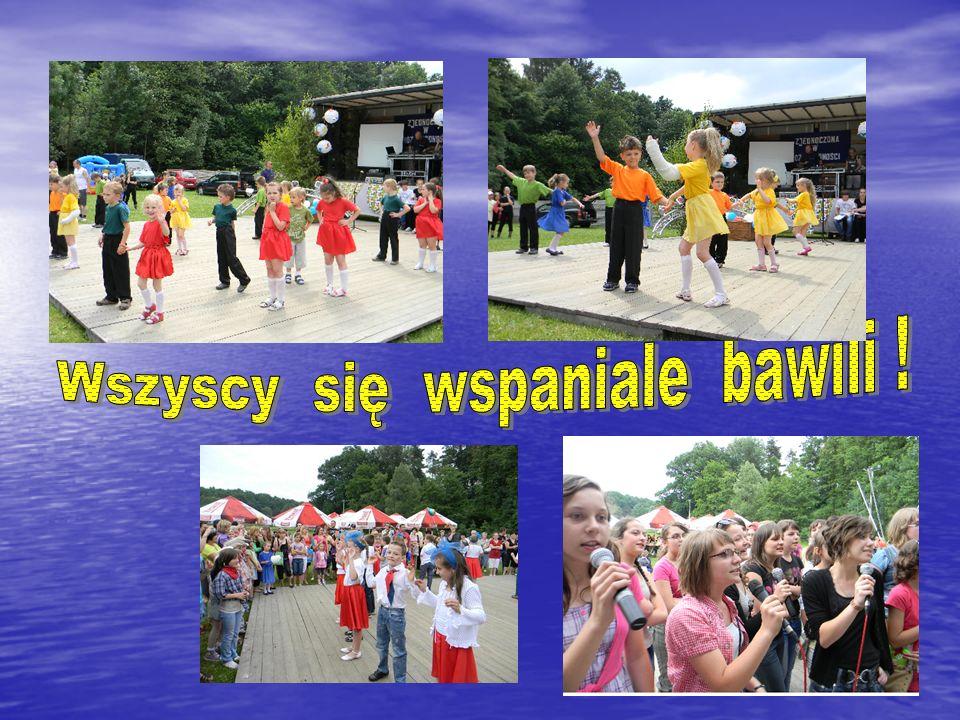 Wszyscy się wspaniale bawili !