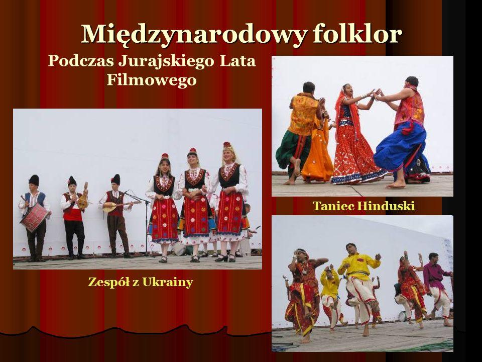 Międzynarodowy folklor