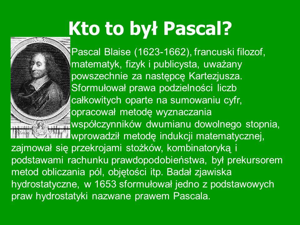 Kto to był Pascal