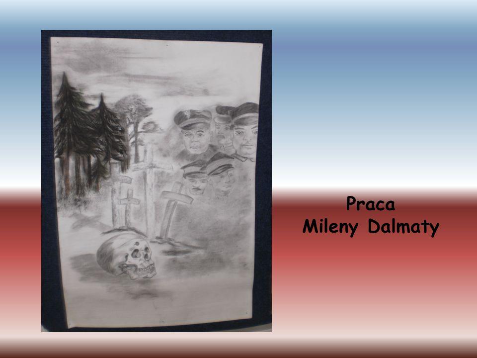 Praca Mileny Dalmaty