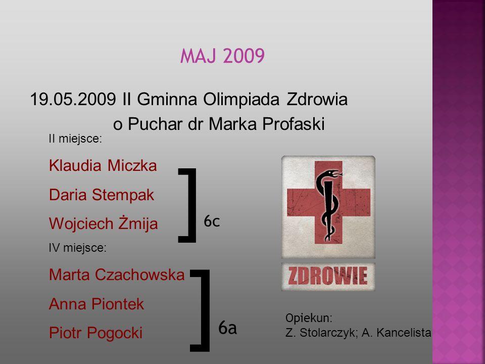 o Puchar dr Marka Profaski
