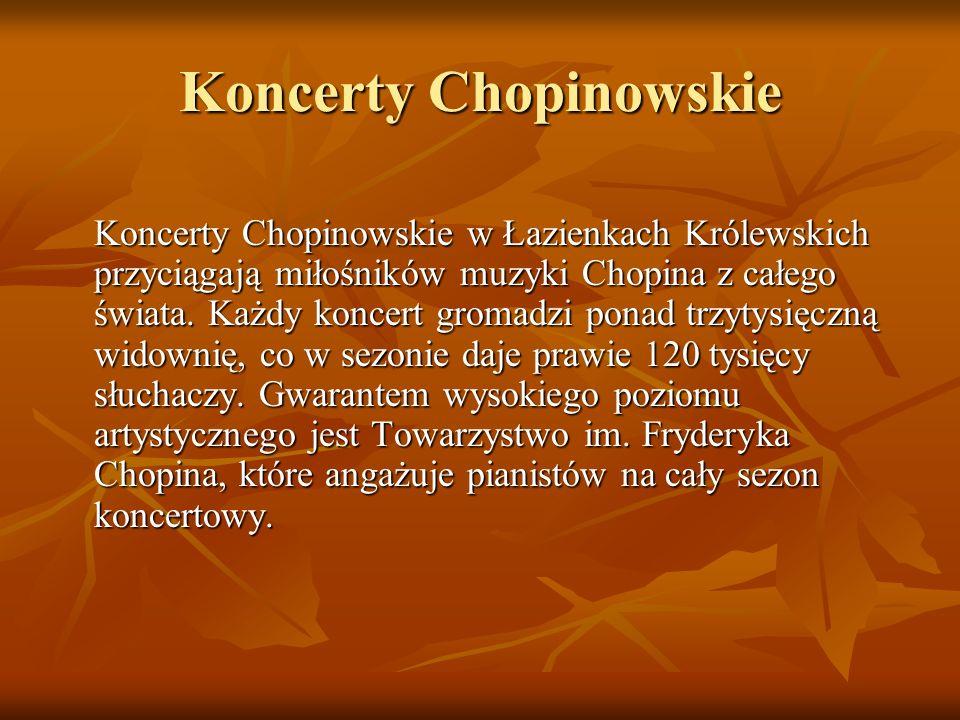 Koncerty Chopinowskie