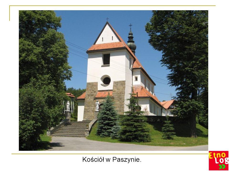 Kościół w Paszynie.