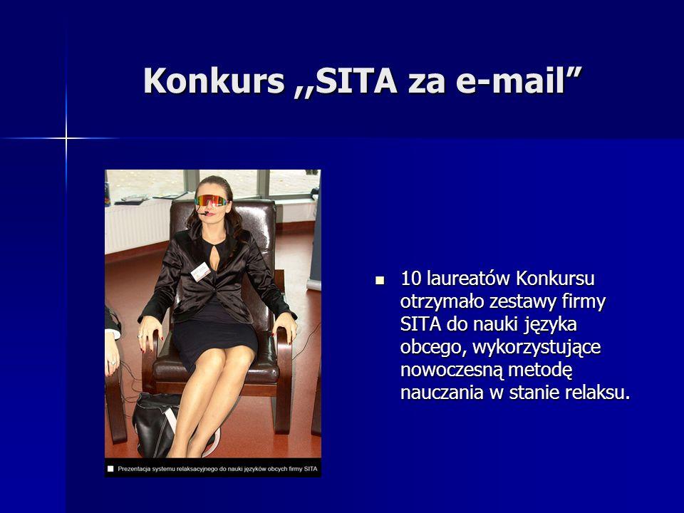 Konkurs ,,SITA za e-mail