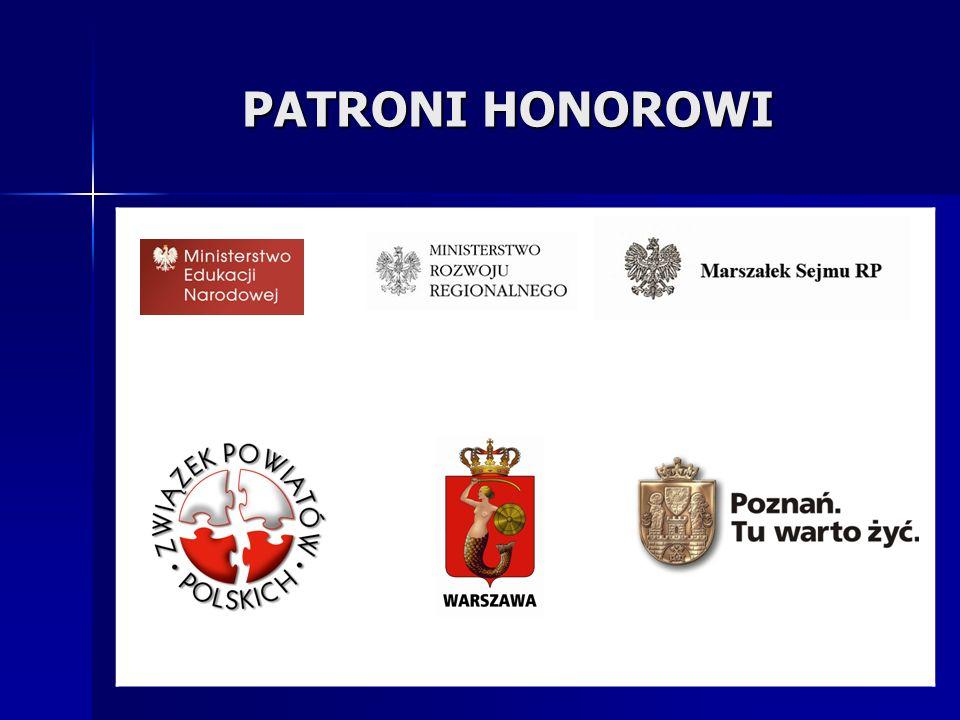 PATRONI HONOROWI