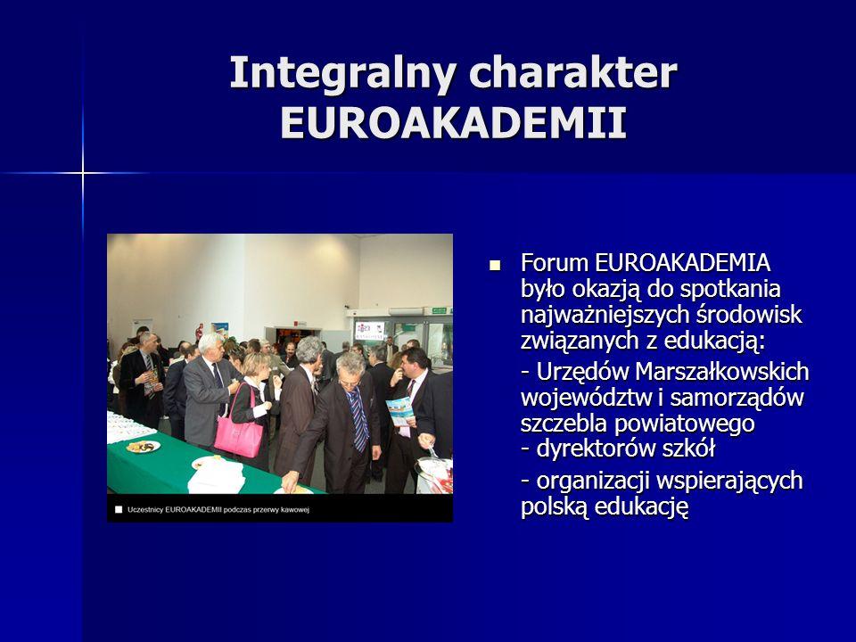 Integralny charakter EUROAKADEMII