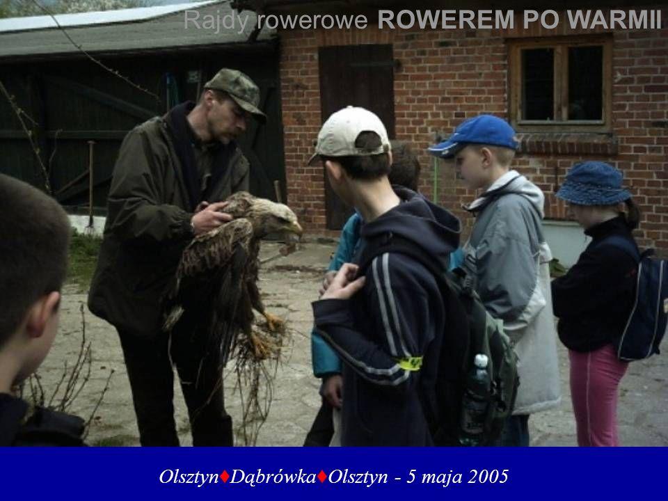 Olsztyn♦Dąbrówka♦Olsztyn - 5 maja 2005