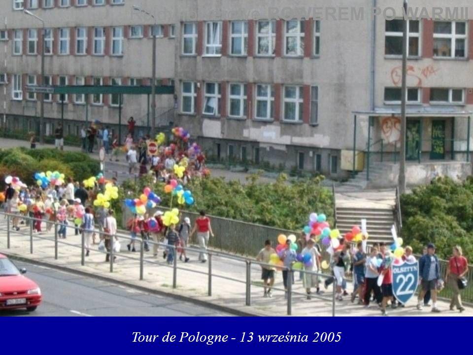 Tour de Pologne - 13 września 2005