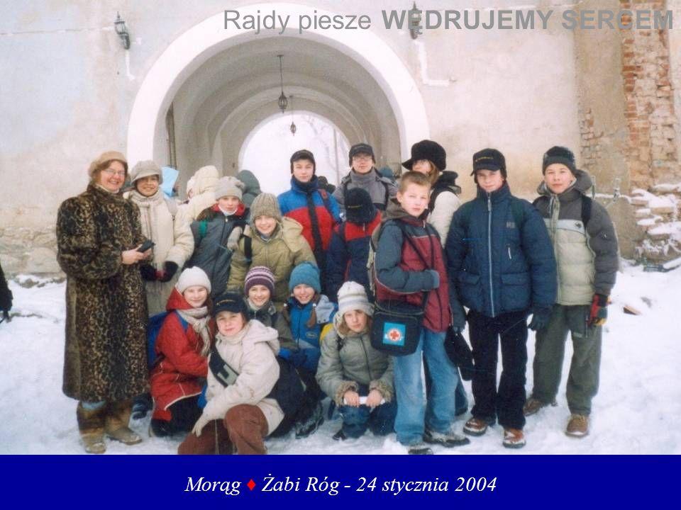Morąg ♦ Żabi Róg - 24 stycznia 2004