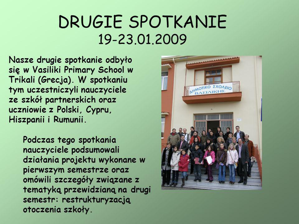 DRUGIE SPOTKANIE 19-23.01.2009