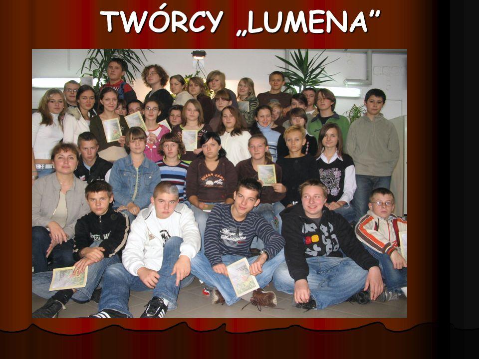 """TWÓRCY """"LUMENA"""