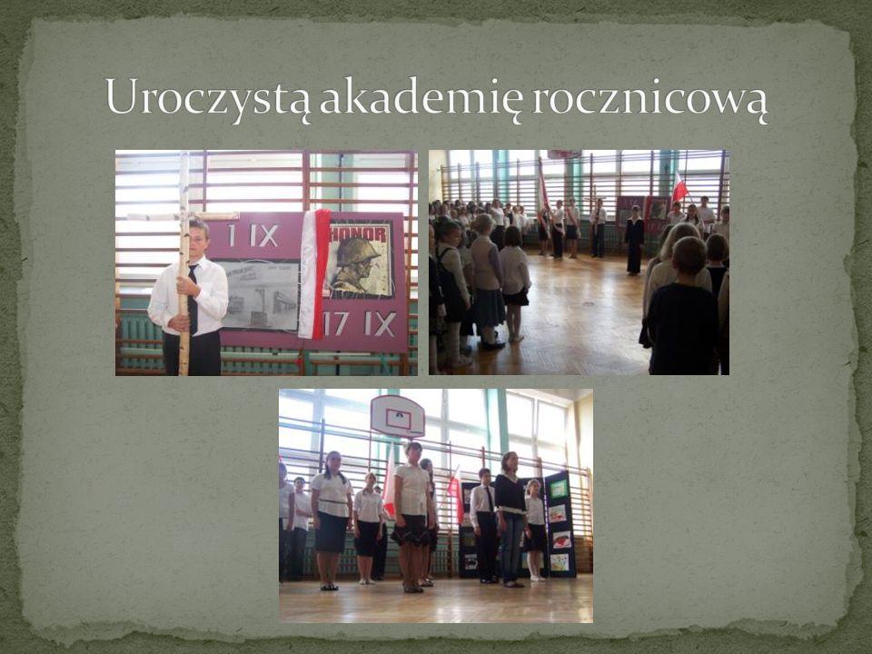 Uroczystą akademię rocznicową