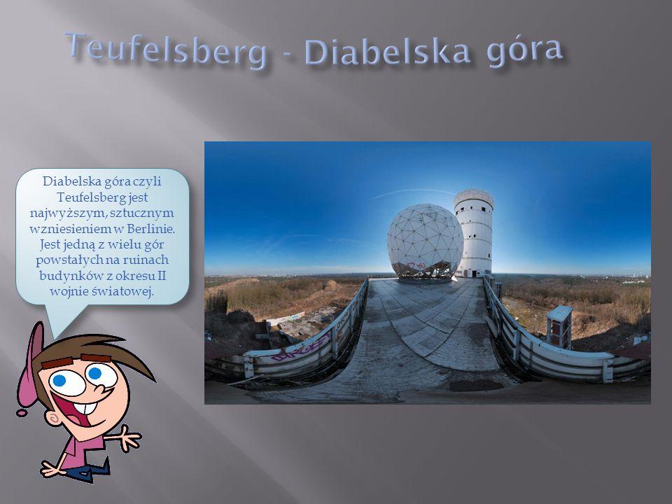 Teufelsberg - Diabelska góra