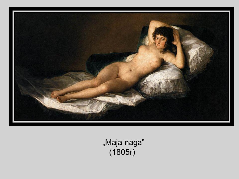 """""""Maja naga (1805r)"""