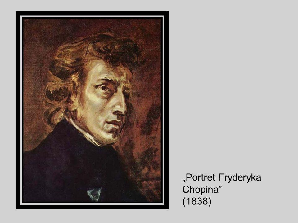 """Portret Fryderyka Chopina"