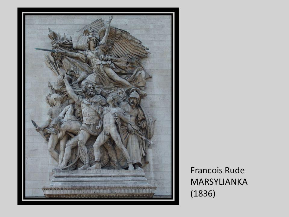Francois Rude MARSYLIANKA (1836)