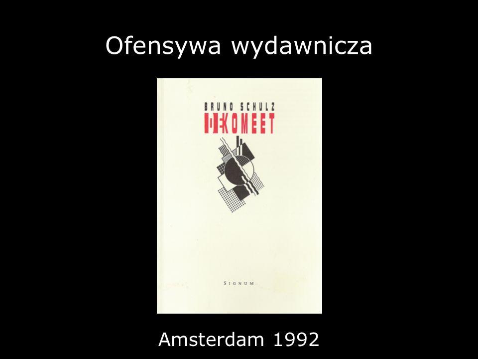 Ofensywa wydawnicza Amsterdam 1992