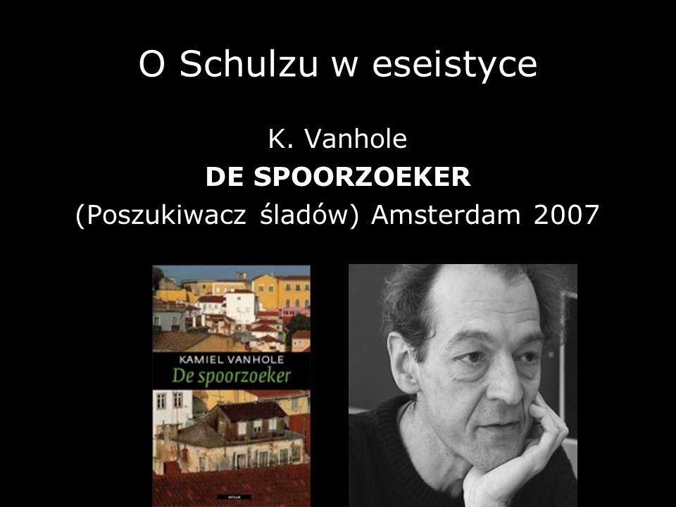 (Poszukiwacz śladów) Amsterdam 2007