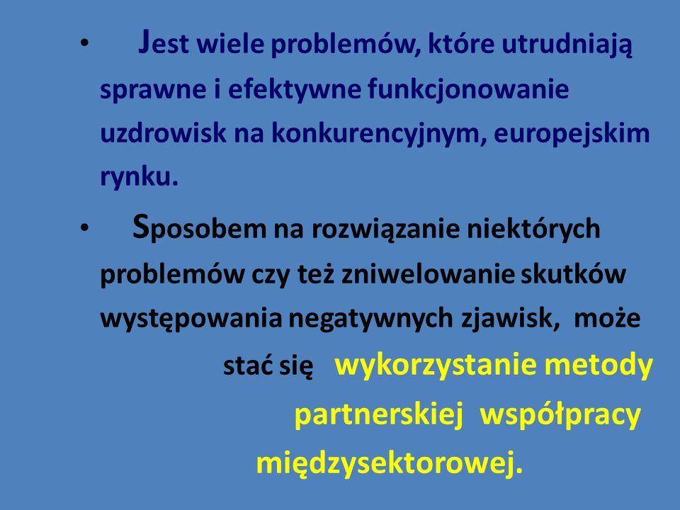 partnerskiej współpracy międzysektorowej.