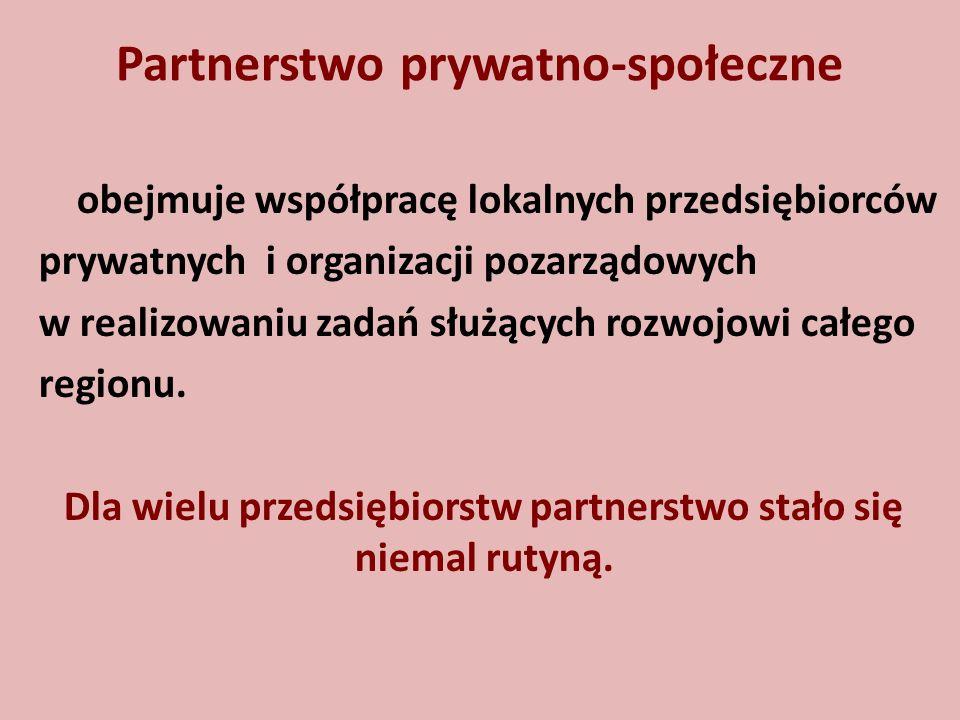 Partnerstwo prywatno-społeczne