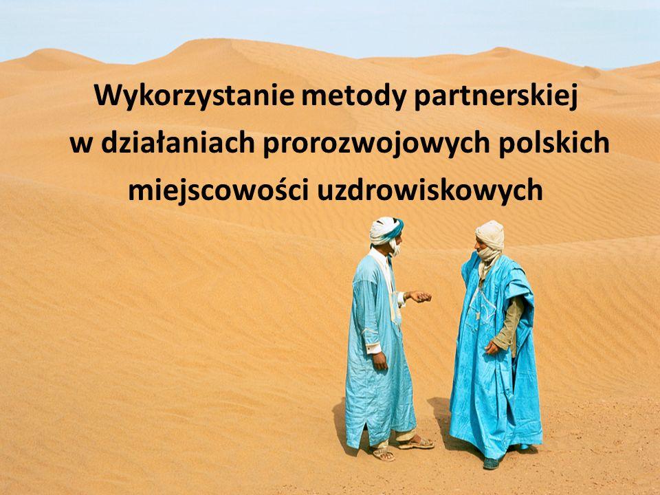 Wykorzystanie metody partnerskiej