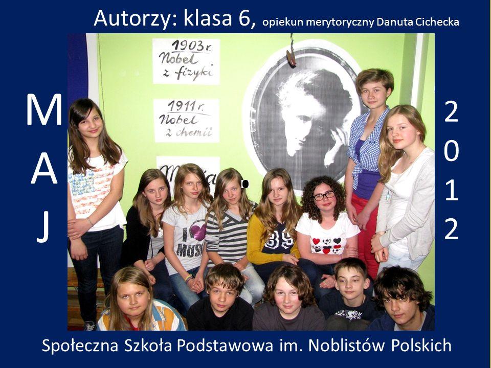 Społeczna Szkoła Podstawowa im. Noblistów Polskich