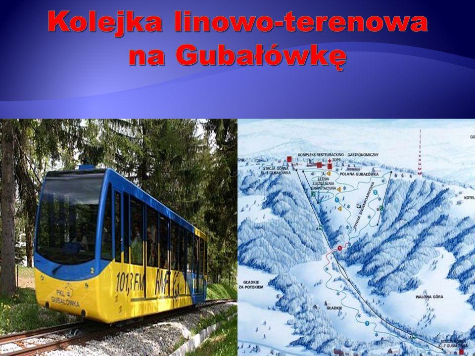 Kolejka linowo-terenowa na Gubałówkę