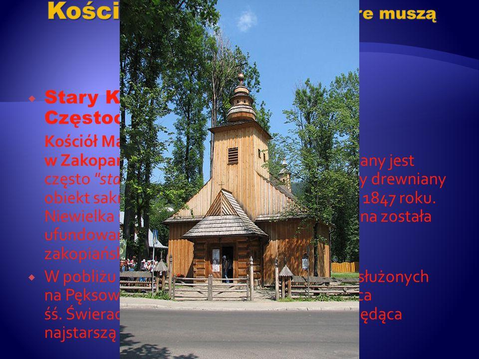 Kościoły - moim zdaniem, które muszą  zostać zwiedzone 