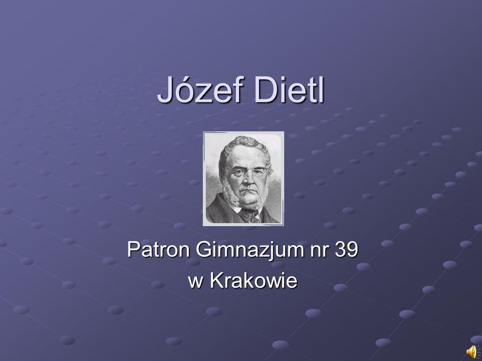Patron Gimnazjum nr 39 w Krakowie