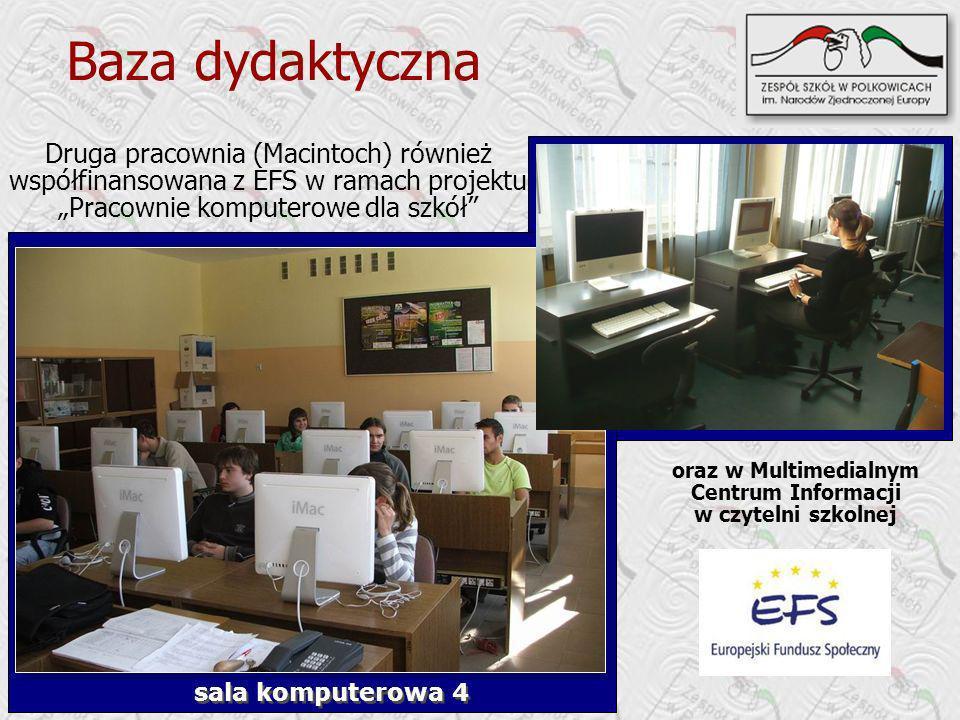 oraz w Multimedialnym Centrum Informacji