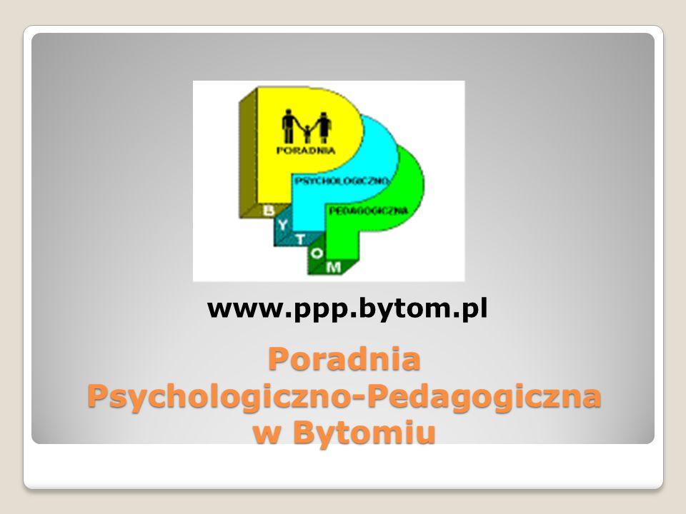 Poradnia Psychologiczno-Pedagogiczna w Bytomiu