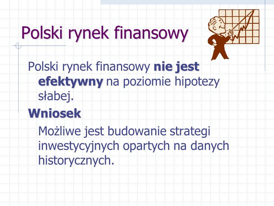 Polski rynek finansowy
