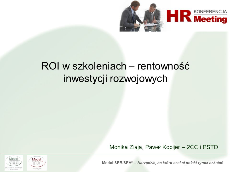 ROI w szkoleniach – rentowność inwestycji rozwojowych