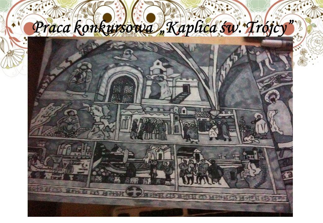 """Praca konkursowa """"Kaplica św. Trójcy"""