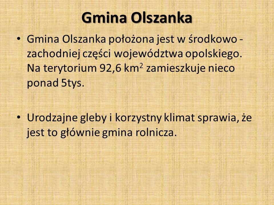 Gmina Olszanka