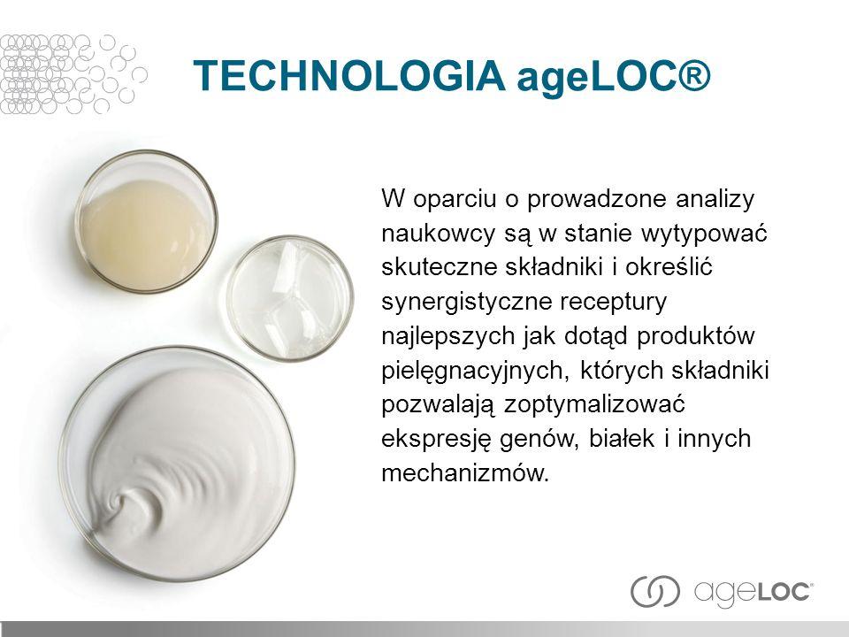 TECHNOLOGIA ageLOC®