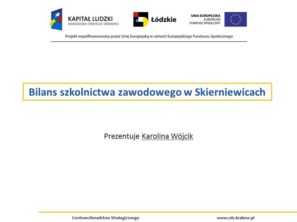 Bilans szkolnictwa zawodowego w Skierniewicach