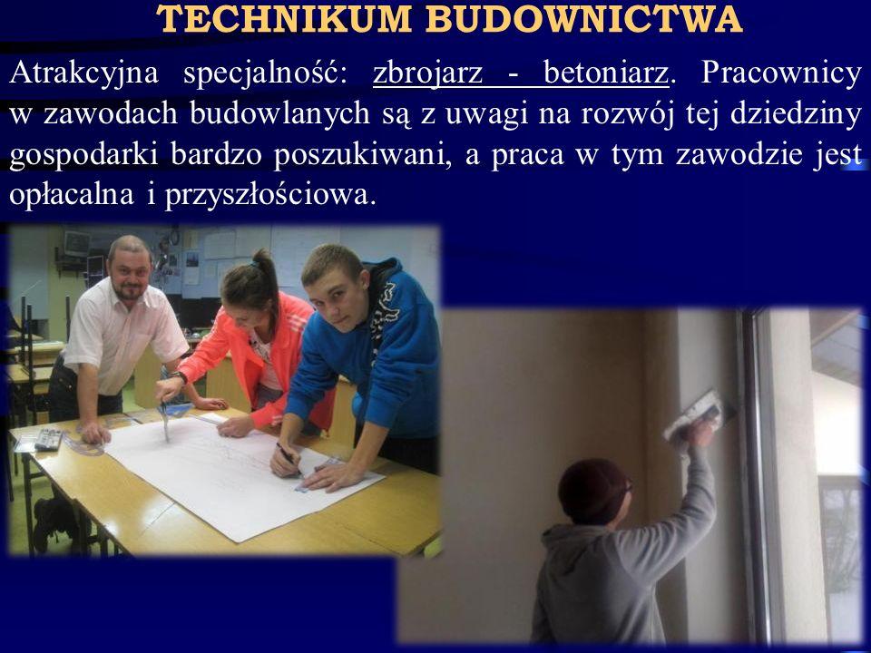 TECHNIKUM BUDOWNICTWA