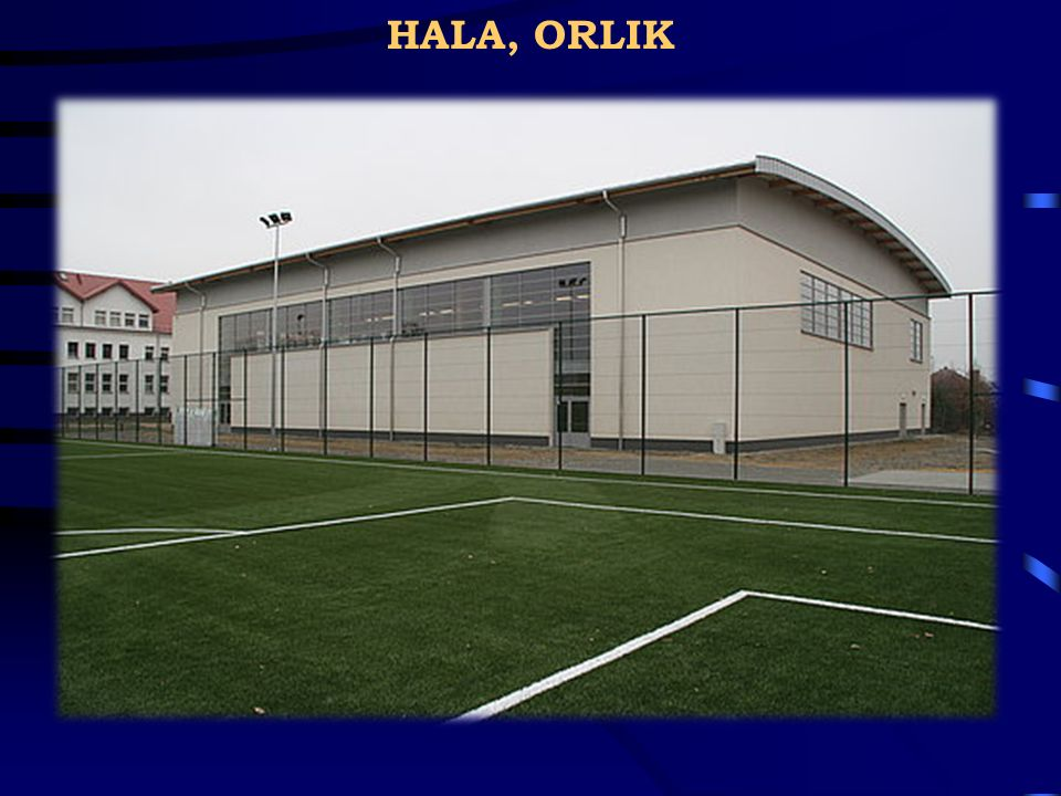 HALA, ORLIK