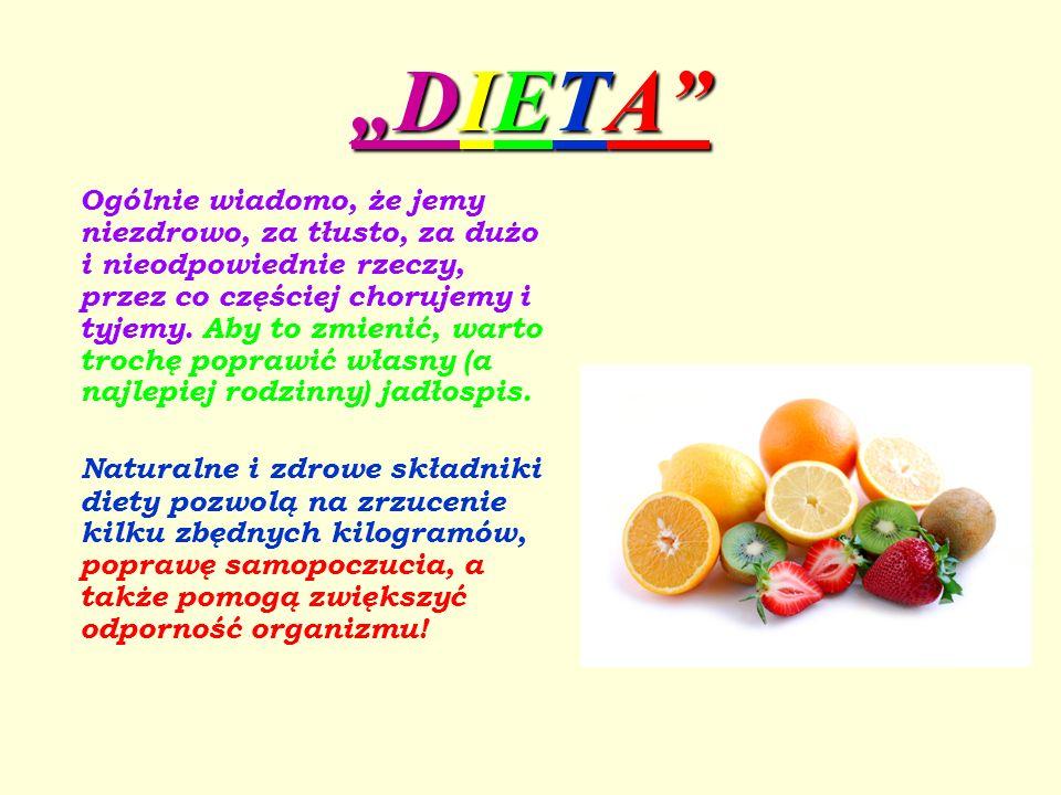 """DIETA"