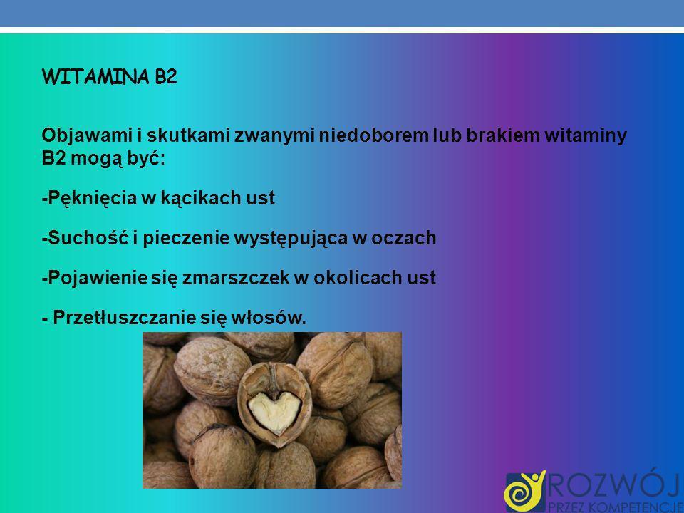 Witamina B2
